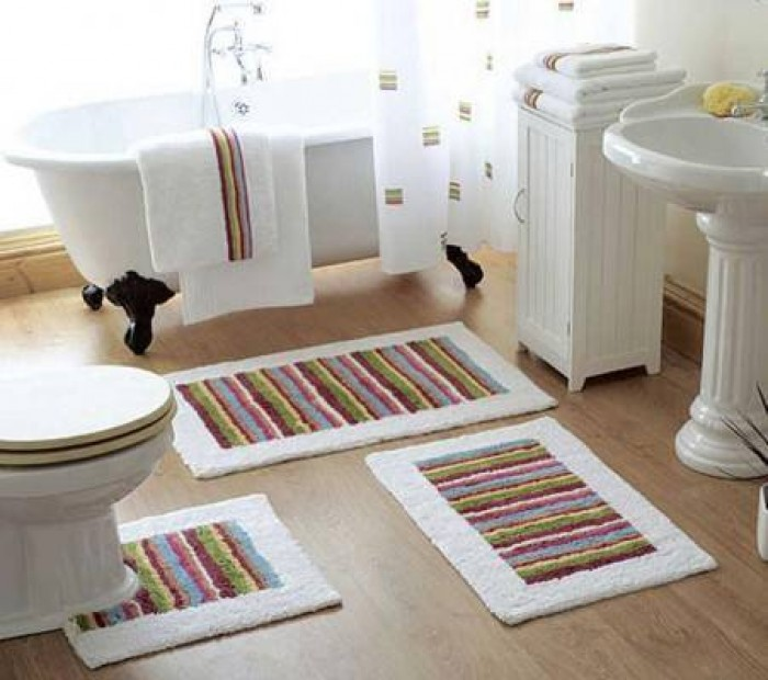 best bathroom rugs idea