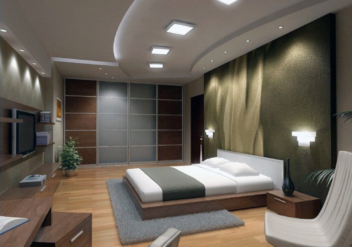 Indian style mind blowing bedroom interior design for Interior designs rooms