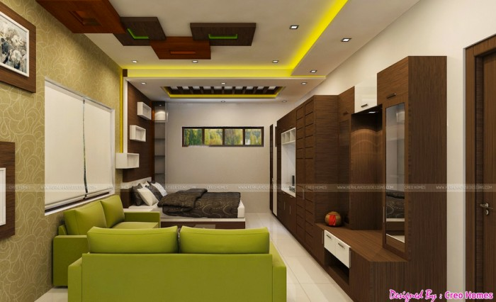 living room design chennai