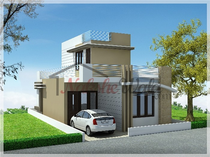 Front Elevation Of One Storey Building : Single store building elevation