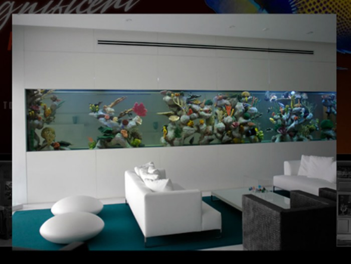 Best aquarium interior design ideas photos interior for Aquarium interior decoration