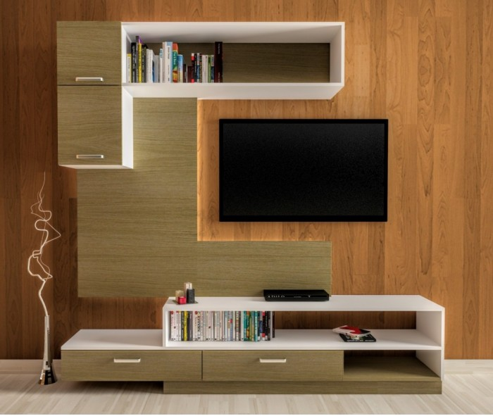 living room tv unit design