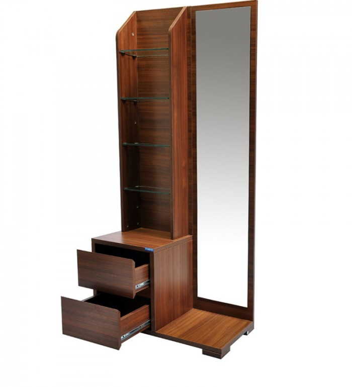 wooden dressing table designs with full length mirror