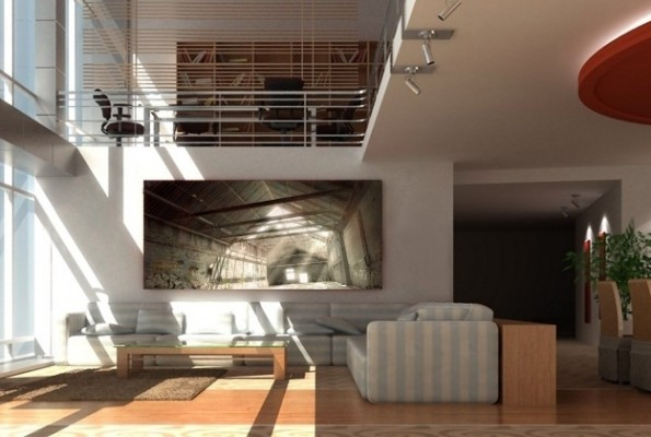 Need of 3D & Rendering visualization