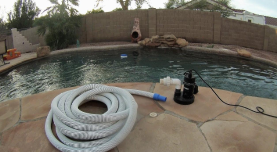 Some things to look for when buying a pool drainage pump