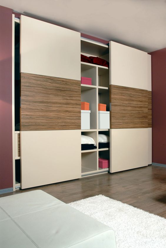 Modern sliding door wardrobe designs - Wardrobe design ...