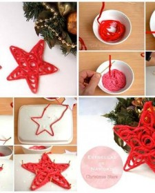 DIY- Christmas Decorations & Ornamentations