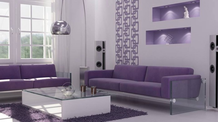 purple couch living room designs purple living room furniture 21126